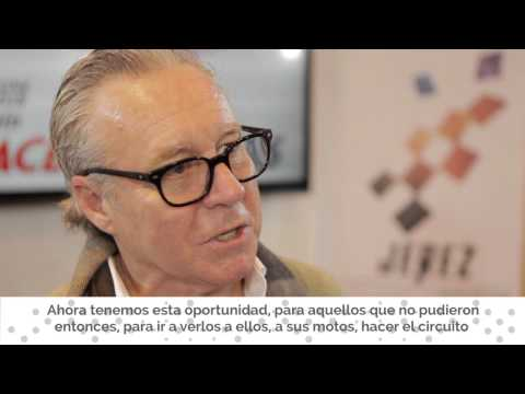 Entrevista a Wayne Gardner - Jerez