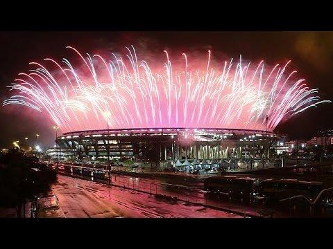 Έπεσε η αυλαία των Ολυμπιακών Αγώνων του Ρίο ντε Τζανέιρο