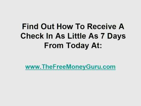Free Government Grant Money – How To Get A Free Government Grant Right Now…