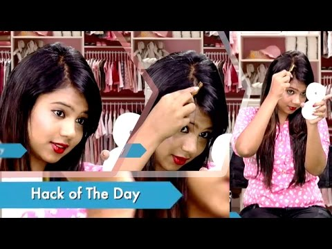 Hair-combing-techniques-for-good-looking-hair-Hack-of-The-Day-Puthuyugam-TV