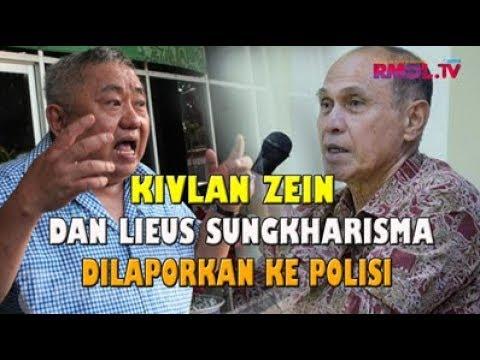 Kivlan Zein dan Lieus Sungkharisma Dilaporkan Ke Polisi