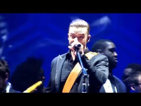 Justin Timberlake – Drink You Away ( 20/20 Experience Tour 12-19-13