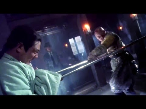 Jet Li vs Ji Chunhua #02 | The New Legend of Shaolin (1994) | Best Fight Scene