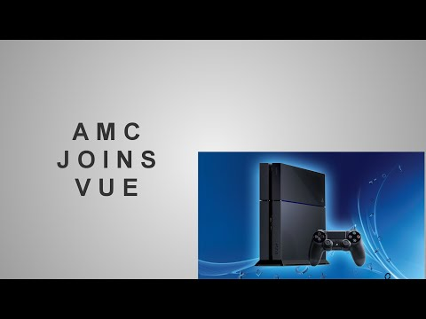 AMC Joins PlayStation Vue | WOW Gameplay