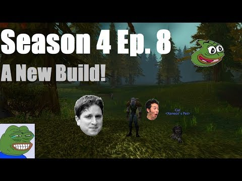 A New Build! (Season 4 Ep. 8) (WoW: Project Ascension: Draft)