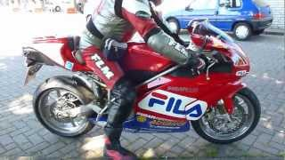 8. Ducati 999R ''Fila'' Special Edition Start Up and Exhaust Sound  * see also Playlist