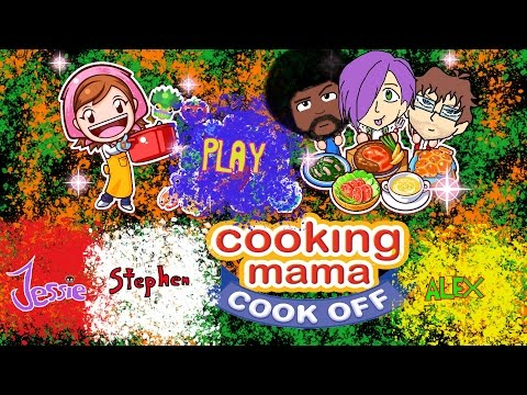The Panic! At The Arcade Multiplayer Mixer Cooking Mama Cook Off!