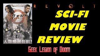 Nonton Revolt   2017 Lee Pace   Robotic Alien Invasion Sci Fi Movie Review Film Subtitle Indonesia Streaming Movie Download