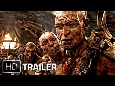 JACK AND THE GIANTS 3D Trailer 2 German Deutsch HD 2013