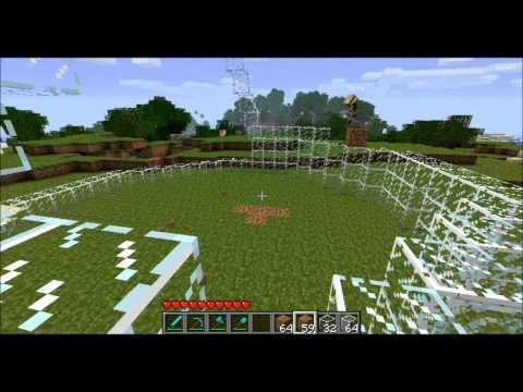 comment construire du verre dans minecraft