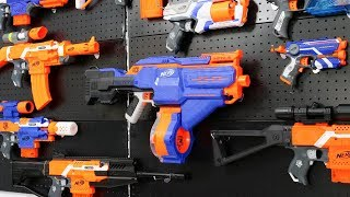 Video NERF GUN CHICKEN AND SUPER GUN INFINUS BATTLE MP3, 3GP, MP4, WEBM, AVI, FLV Juli 2019