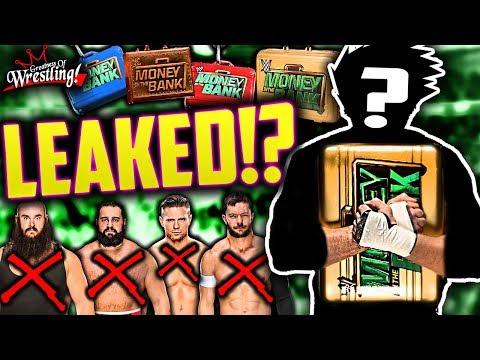 LEAKED WWE Money In The Bank 2018 Winner?! *SURPRISE* (видео)