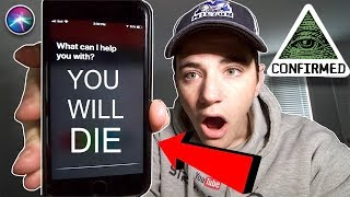Video HOW TO GET SIRI TO TELL THE TRUTH AT 3AM CHALLENGE! (PROOF SIRI IS REAL) (SHE TOLD ME THIS) MP3, 3GP, MP4, WEBM, AVI, FLV Mei 2019