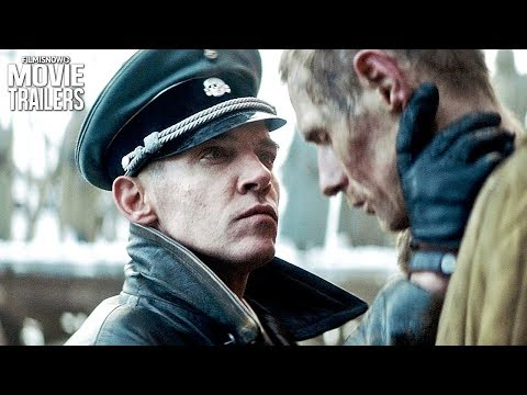 THE 12TH MAN Trailer NEW - Jonathan Rhys Meyers Survival Drama