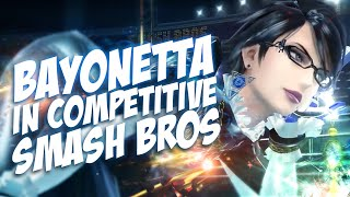 Bayonetta In Competitive Play – Smash Bros Wii U (ZeRo)