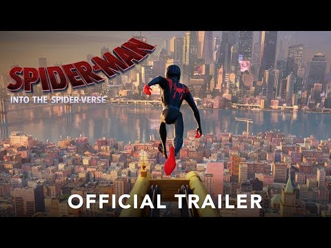 The First Full Trailer for SpiderMan Into the