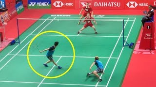 Video UNBELIEVABLE SKILL Kevin Sanjaya Sukamuljo di Daihatsu Indonesia Masters 2019 MP3, 3GP, MP4, WEBM, AVI, FLV Februari 2019