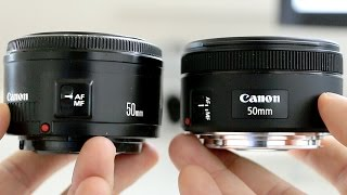 Download Lagu Canon 50mm 1.8 STM vs 50mm 1.8 II - Lens Review & Comparison (with sample images & videos) Mp3