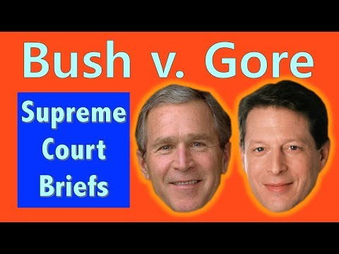 How The Supreme Court Decided The 2000 Election | Bush V. Gore