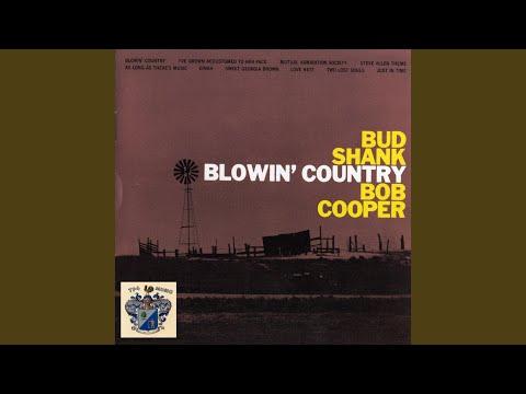Bud Shank & Bob Cooper – A Romantic Guy, I