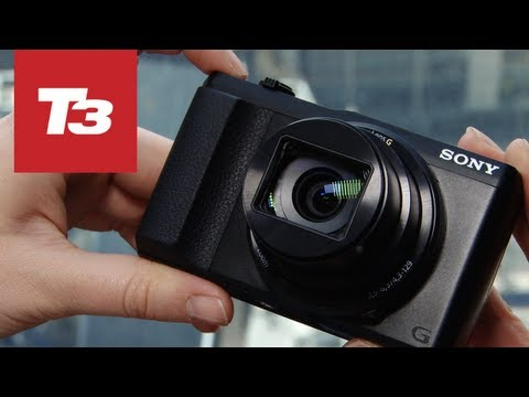 Sony HX50 hands-on video