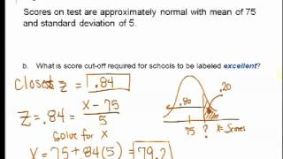 STATS 250 Week 04(b): Chapter 8 Normal Distribution and Chapter 9 Intro to Sampling Distributions
