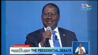 There will be no violence in Kenya if elections are credible, free and fair