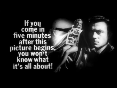 THE MANCHURIAN CANDIDATE - Original Theatrical Trailer