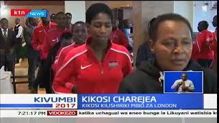 Vibabe wa kikosi cha wanariadha wa Kenya warejea baada ya kushiriki mbio za London SUBSCRIBE to our YouTube channel...