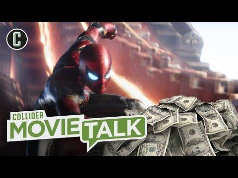 'Avengers: Infinity War' Crosses $1 Billion Worldwide in Record Time  - Movie Talk