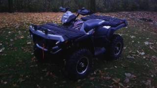 4. Polaris Sportsman 800 2005 with slight mods