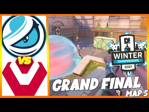 GRAND FINAL! SENTINELS vs LUMINOSITY - NSG Winter Championship - Map5 ASCENT - Valorant VOD