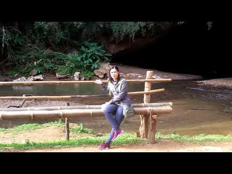 เที่ยวถ้ำน้ำลอด  ปางมะผ้า จ แม่ฮ่องสอน (видео)