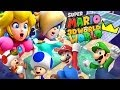 ABM: Super Mario 3D World (Crown World) HD final part 3