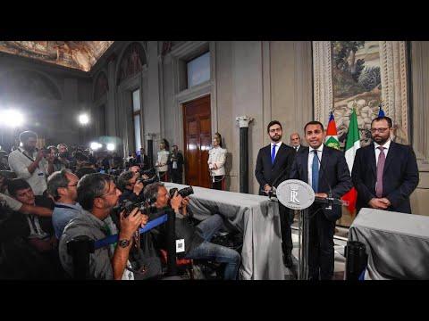 Italien: Salvini verliert Machtkampf - Linkspopulisten und Sozialdemokraten einigen sich auf Conte