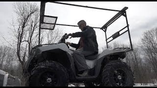 7. KAWASAKI BRUTE FORCE 750  FIRST IMPRESSIONS AND A CLOSER LOOK!