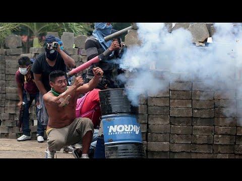 Nicaragua: 6 Tote nach neuen Ausschreitungen in Masay ...