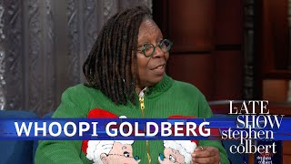 Whoopi Goldberg Proposes An Oscar Host