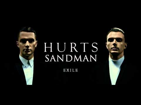 Hurts - Sandman lyrics