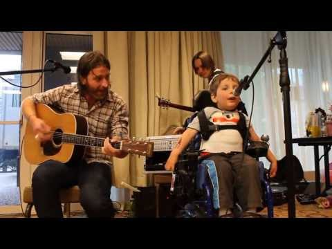 My buddy is a music therapist. Check out this video of him playing with one of his clients!