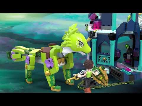 LEGO - ELVES - 41194 - LE SAUVETAGE DU RENARD DE LA TERRE