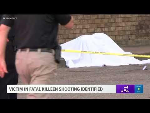 Victim in fatal Killeen shooting identified