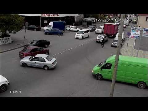 ДТП в Сочи