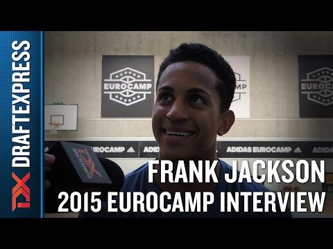 Frank Jackson 2015 Adidas Eurocamp Interview - DraftExpress