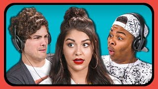 Video YOUTUBERS REACT TO THIS IS AMERICA MEMES MP3, 3GP, MP4, WEBM, AVI, FLV Agustus 2018