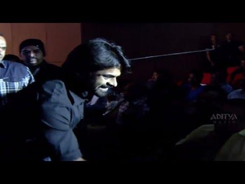 Sai Dharam Tej Dynamic Entry At Pilla Nuvvuleni Jeevitham Audio Launch