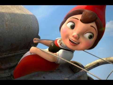 Gnomeo And Juliet Official Trailer (HD)