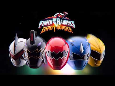 Power Ranger Dino Thunder Theme (The FestEvil Version) (видео)