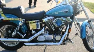 9. 1994 Harley Davidson Dyna Wide Glide FXDWG 1340