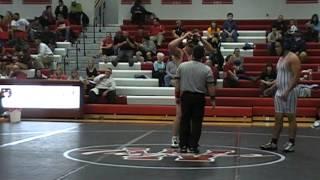 TJ Ridge (Bolivar) vs Chance Lewis (Odessa) 220 lbs